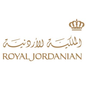 Royal Jordanian airlines (RJ)
